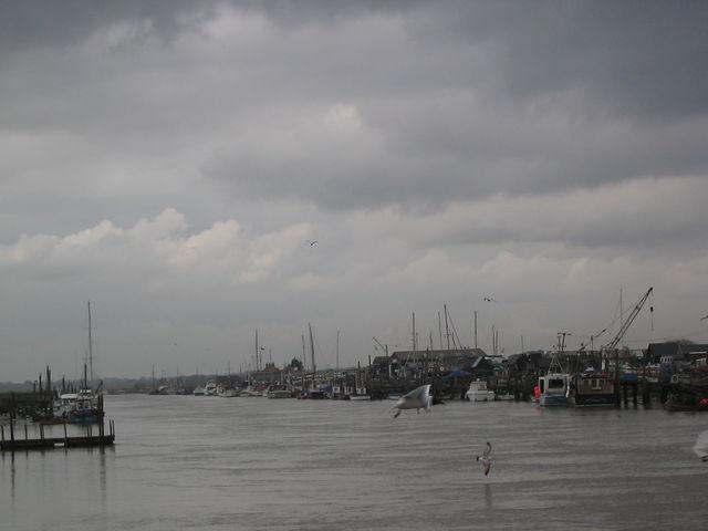 Harbour, near Walberswick