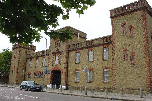 The Old East Surrey Barracks