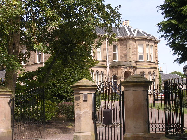 West Ferry 'mansion'