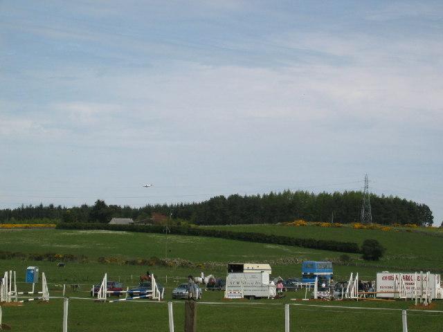 Loanhead equestrian centre