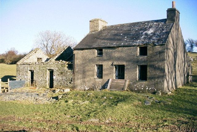 Cefn-Erglodd Farm