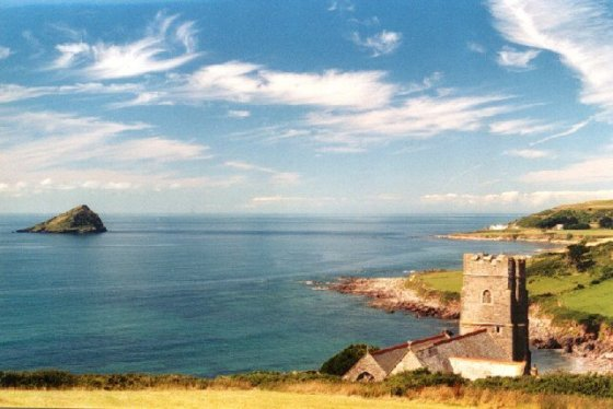 Wembury Church