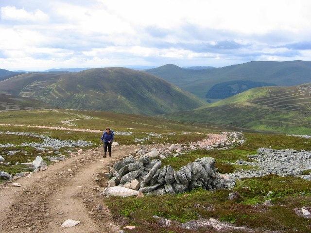 New Road, Carn Mor
