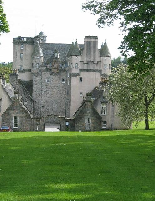 Castle Fraser, Kemnay