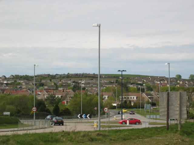 Entrance to Westhill