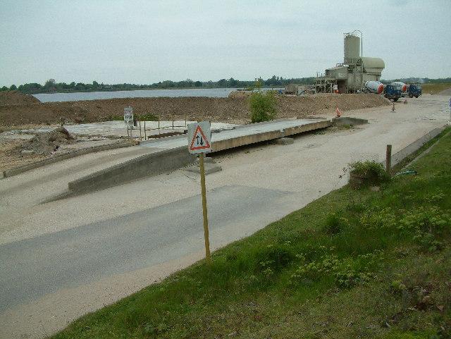 Concrete Production, New Forest