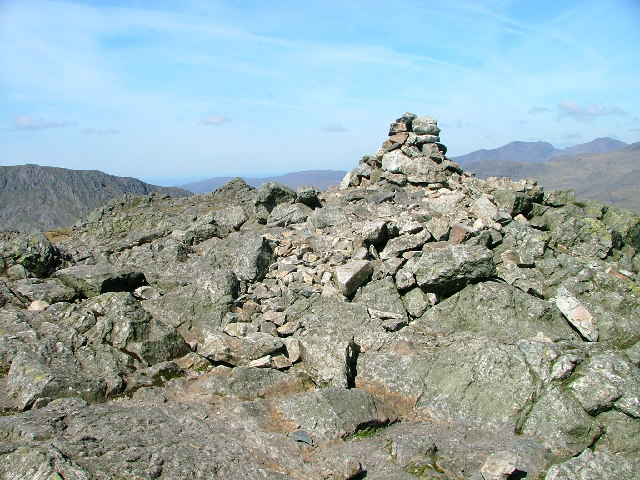 Weatherlam Summit Cairn