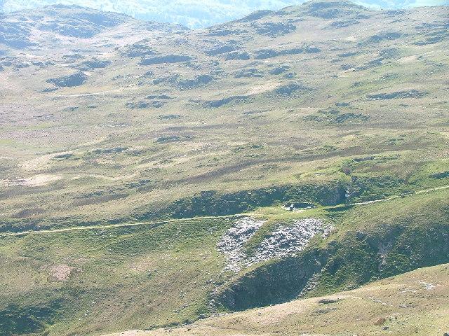 Disused Copper Mine
