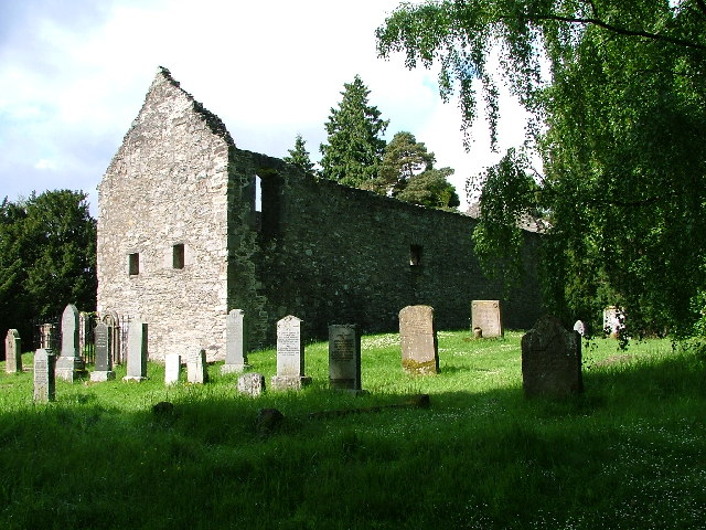 Old Blair Kirk