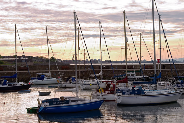 Fisherrow Harbour, Musselburgh