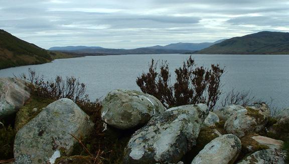 Cairn near Sron Ruadh, Sutherland
