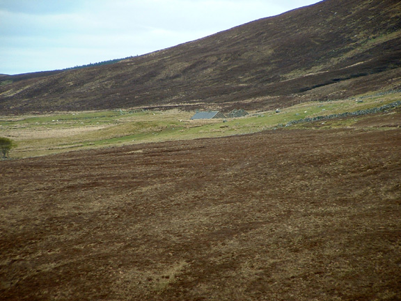 Looking toward Achnanclach