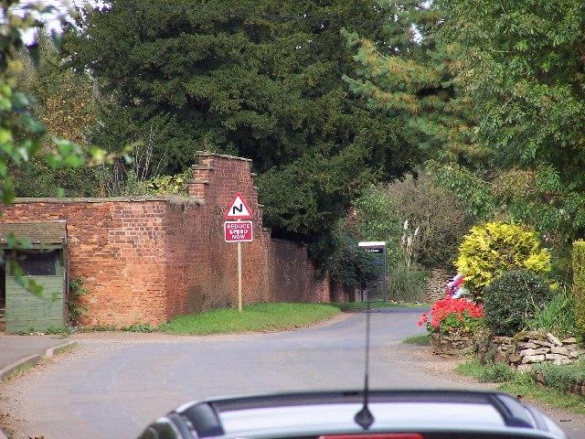 Coleby village street