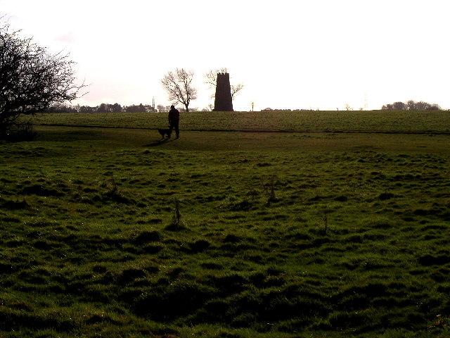 Beverley Westwood Windmill (ruin)
