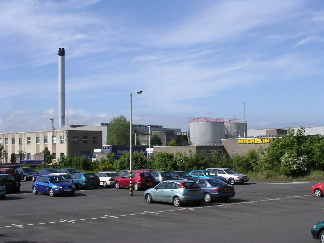 Michelin, Dundee
