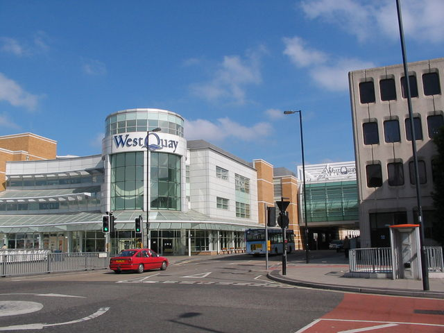 WestQuay Shopping Centre