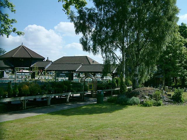 Garden centre, Crews Hill