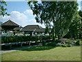 TL3100 : Garden centre, Crews Hill by Stephen Dawson