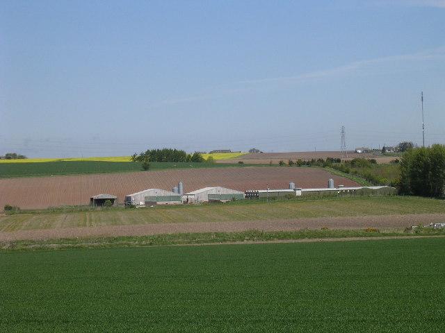 East Denside farm
