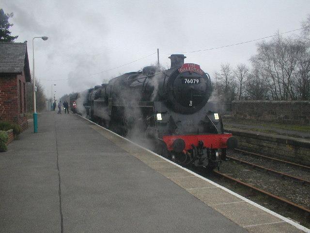 Battersby Junction