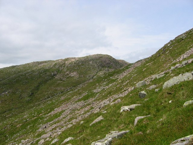 Slopes of Ben Cruachan