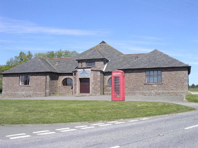 Monikie Village Hall