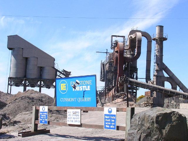 Cunmont Quarry