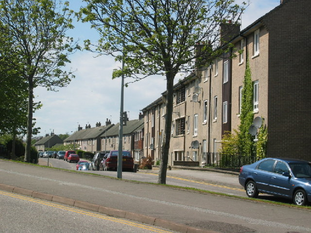Housing in Garthdee, Aberdeen