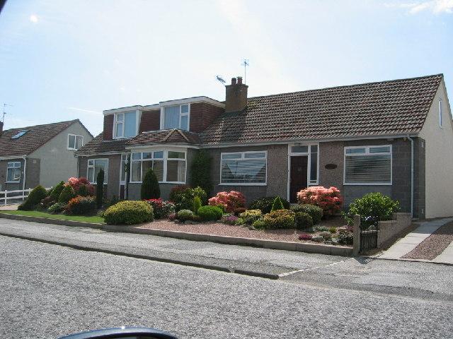 Housing in Craigiebuckler