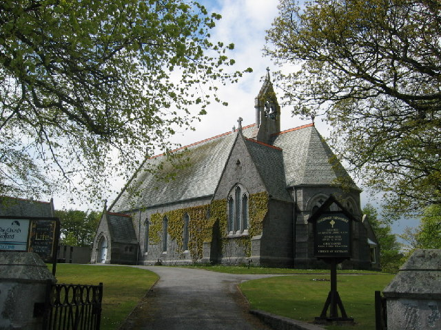 Craigiebuckler Church, Aberdeen