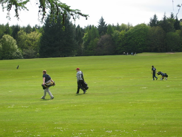 Hazlehead , 9 hole golf course