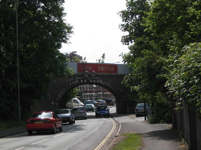 Railway Bridge, Romsey