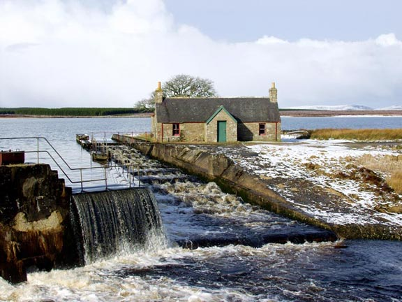 The weir - Loch More