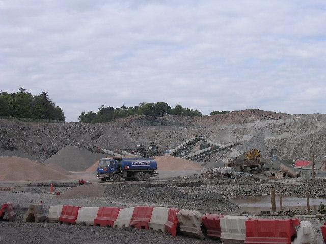 Ethiebeaton Quarry