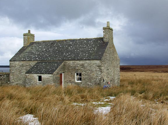 The Old Cottage - Achscoriclate