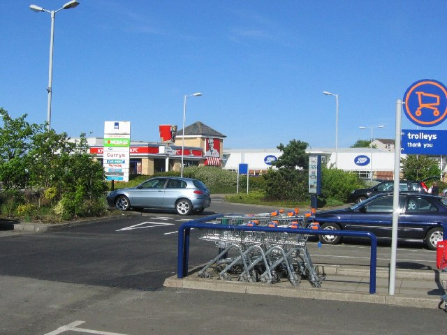 Craigleith Retail  Park