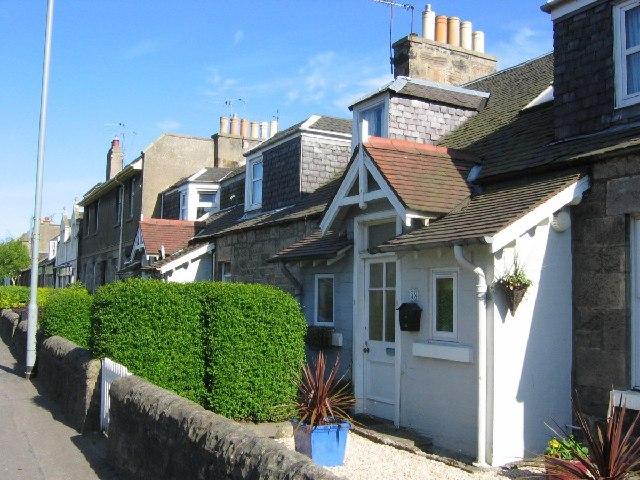 Cottages, Davidson's Mains