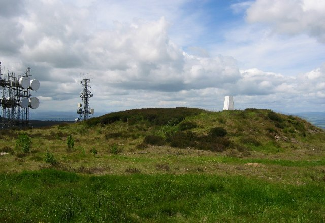 Summit, Craigowl Hill