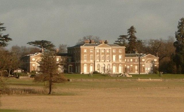 Woodhall House, Watton-at-Stone