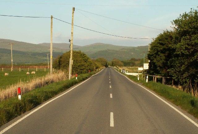 Bog Road, Cors Fochno