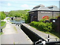 SO9388 : Pumphouse at Park Head Junction by Martyn B