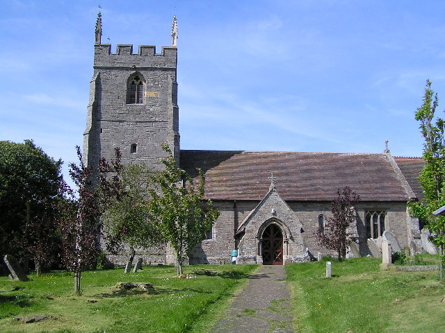 St. James's Church, Bishampton.