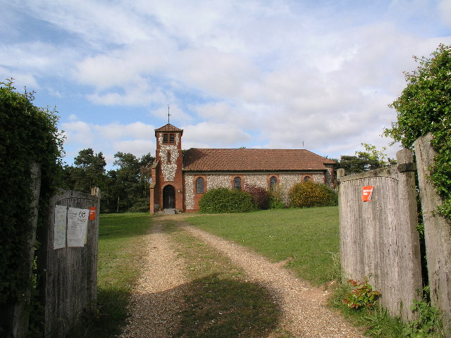 St George's at Six Mile Bottom