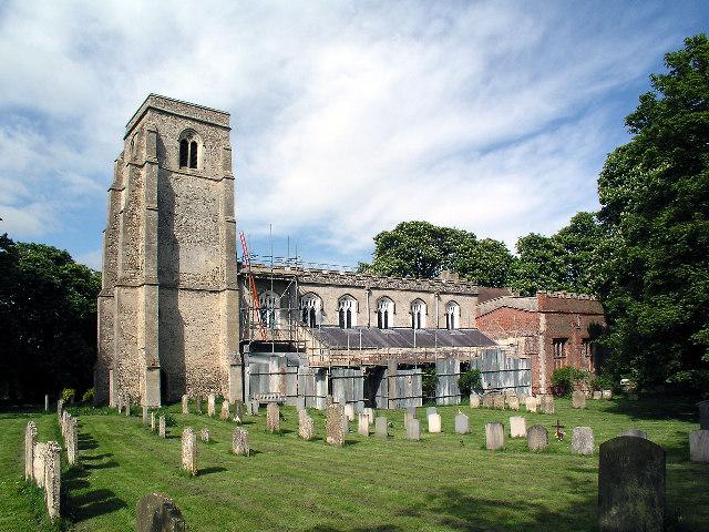 Kirtling church