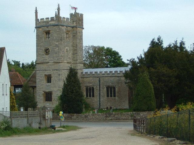 Sunningwell church