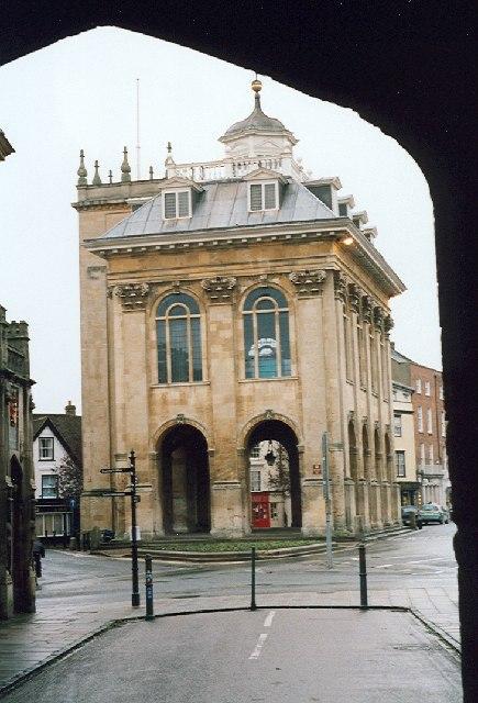 County Hall, Abingdon, Oxfordshire