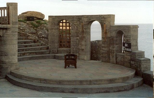 Minack Open Air Theatre