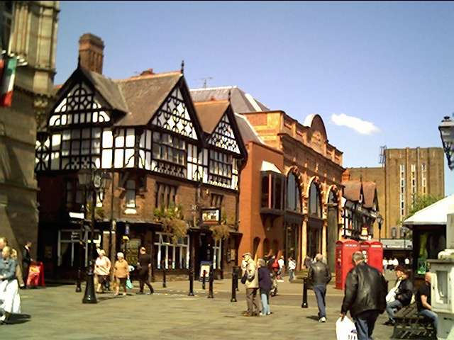 Town Hall Square, Chester