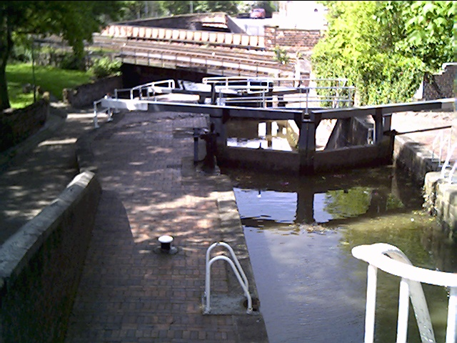 Staircase Locks, Shropshire Union Canal, Chester