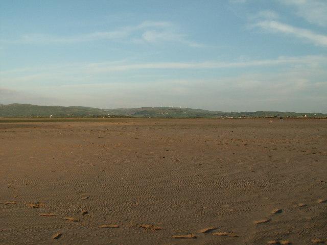 Dyfi Estuary at low tide[2]